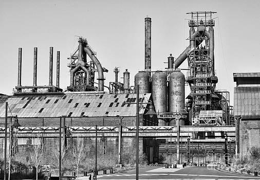 Chuck Kuhn - Steel Blast Furnace I