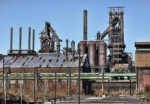 Chuck Kuhn - Steel Blast Furnace II