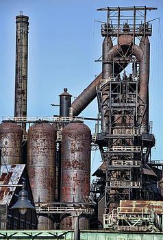 Chuck Kuhn - Steel Blast Furnace III