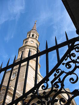 Steeples by Lyn Calahorrano