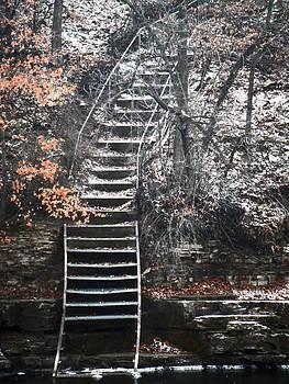 Jon Baldwin  Art - Steps