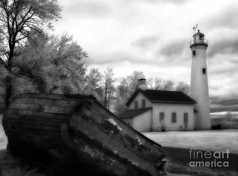 Jeff Holbrook - Stergeon Point Lighthouse