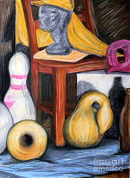 Still Life Number One by Art Hill Studios