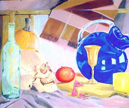 Still Life by Robert Fenwick May Jr