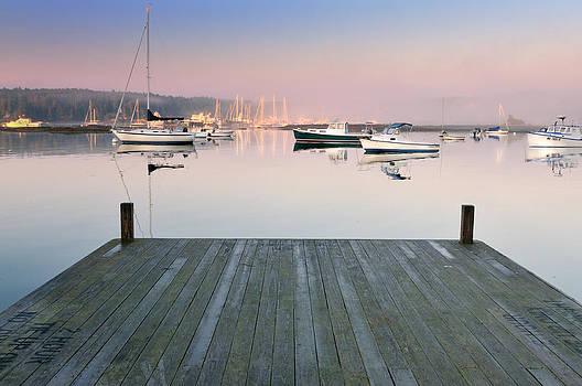 Thomas Schoeller - Still Waters - Southwest Harbor Maine
