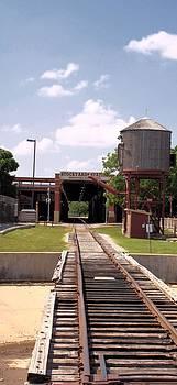 Lynnette Johns - Stockyards Station