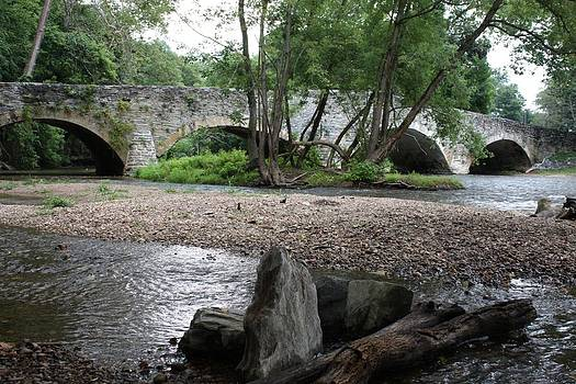 Stone Bridge by Jaime  Manning