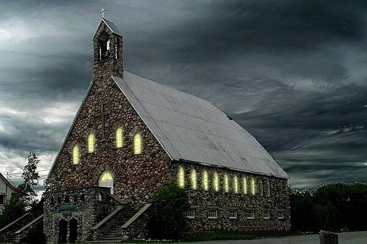 Stone Church by David Ignaszewski