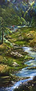 Stone Creek by Carol Sweetwood