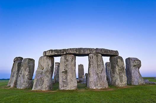 Stonehenge by David Nunuk