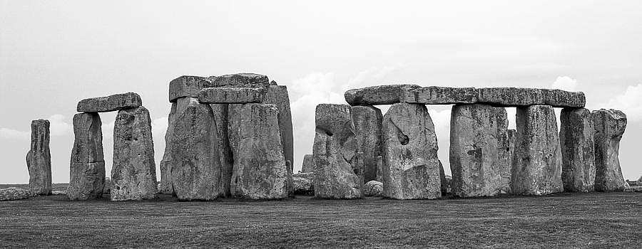 Stonehenge by Jen Morrison