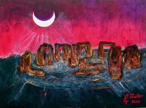 Stonehenge by Rick Tucker