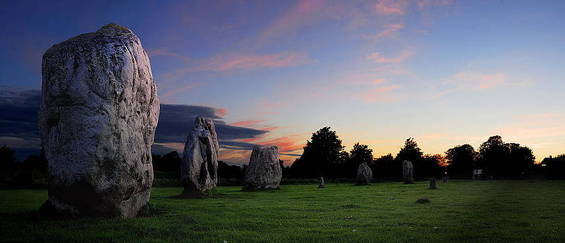 Stonehenge's older brother  by John Chivers