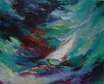 Storm by Nelya Shenklyarska