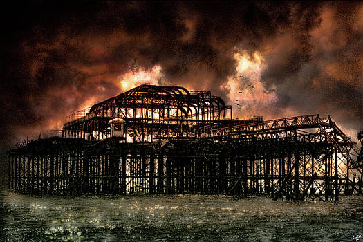 Chris Lord - Storm Over The West Pier