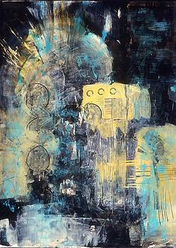 Street Blues by Marie Cummings