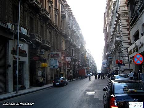 Street by Essam Ramadan