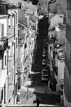 Street In Lisbon by FND Myks
