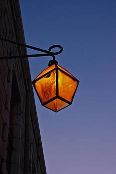 Street Light by Amr Miqdadi
