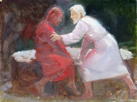 Strengthening the Savior by Larry Christensen