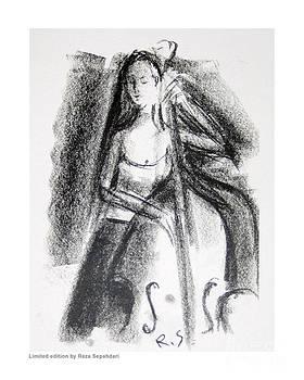 String Reverie by Reza Sepahdari