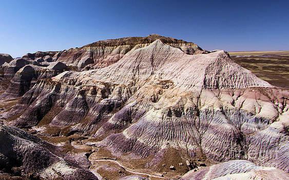 Adam Jewell - Striped Mountains
