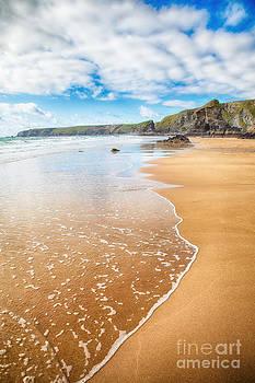 Simon Bratt Photography LRPS - Stunning beach and rocky coastline
