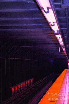 Gwyn Newcombe - Subway Silence