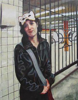 Subway Sosha by Dan Fusco