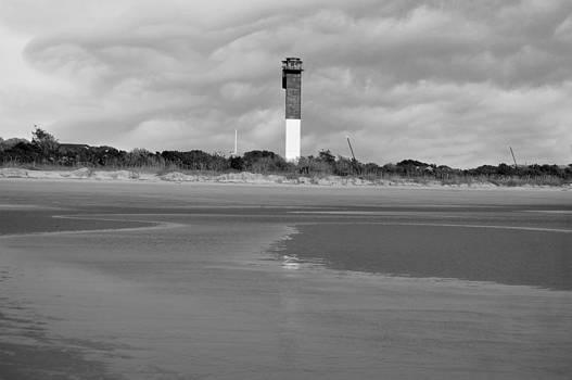 Sullivan's Island Light by Donnie Smith