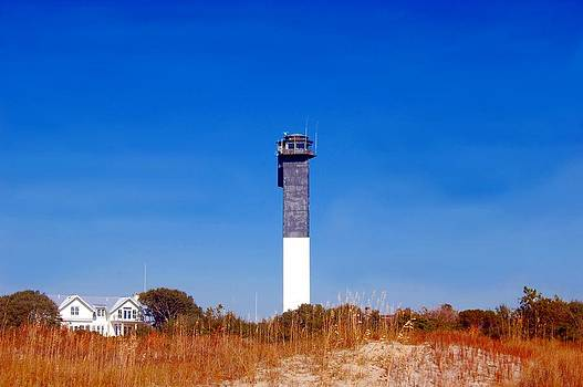Sullivans Island Lighthouse by Donnie Smith