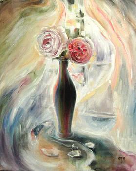 Summer Flowers by Tanya Byrd