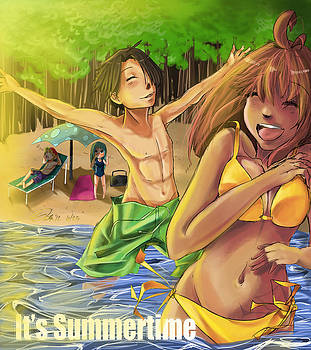 Summertime Moment by Quinetta Middlebrooks