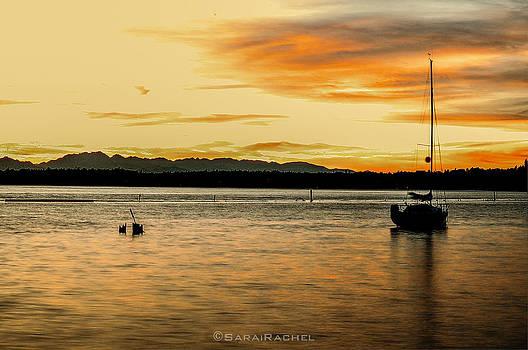 Sun Kissed Sky by Sarai Rachel