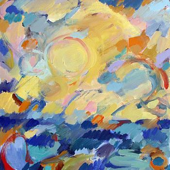 Sun by Marianne  Gargour