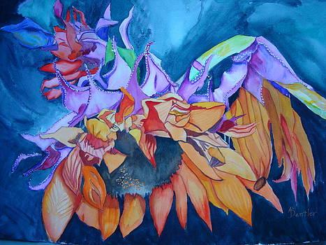 Sunflower by AnnE Dentler