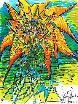Jon Baldwin  Art - Sunflower Construction