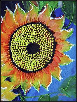 sunflowers for Interstitial Cystitis by Kathleen Othon