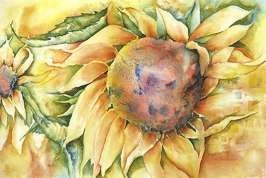 Sunflowers by Kay Johnson