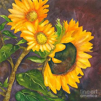 Sunflowers by Laura Ramsey