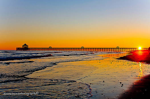 SunKissed Pier by Bonnes Eyes Fine Art Photography