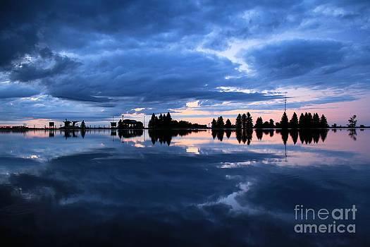 Adam Jewell - Sunrise At Lake Tahoe