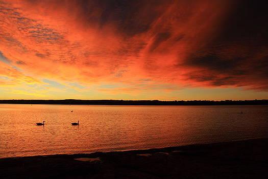 Sunrise Chatfield II by Mike Kim