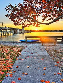 Sunrise Seista Drive2  by Jenny Ellen Photography