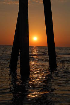 Sunset 2 by Paul Thomley