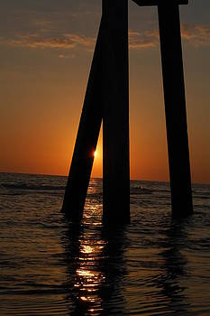 Sunset 4 by Paul Thomley