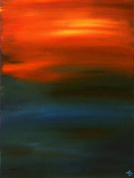 Sunset by Angela Tomey