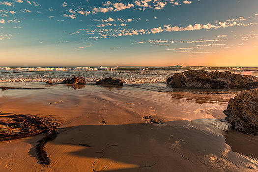 Angela A Stanton - Sunset at Crystal Cove 7
