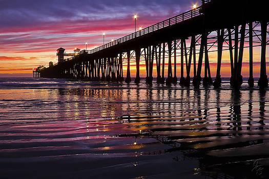 Sunset Bliss by Julianne Bradford