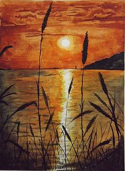 Sunset Breeze by Al Fonollosa
